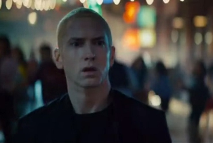 "Eminem ""Phenomenal"" (video)"