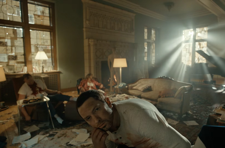 Things Get Bloody In Eminem's New Video For 'Framed'