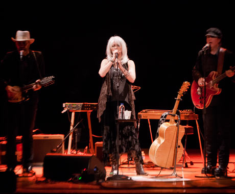 Emmylou Harris / Daniel Lanois Massey Hall, Toronto ON, April 15