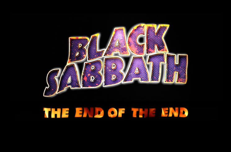 Here's Your First Look at Black Sabbath's 'The End of the End' Concert Film
