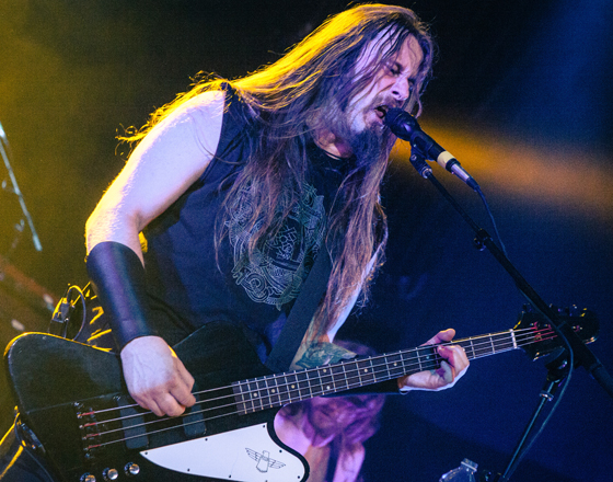 ​Enslaved / Yob / Ecstatic Vision / Kosmograd Opera House, Toronto ON, March 19