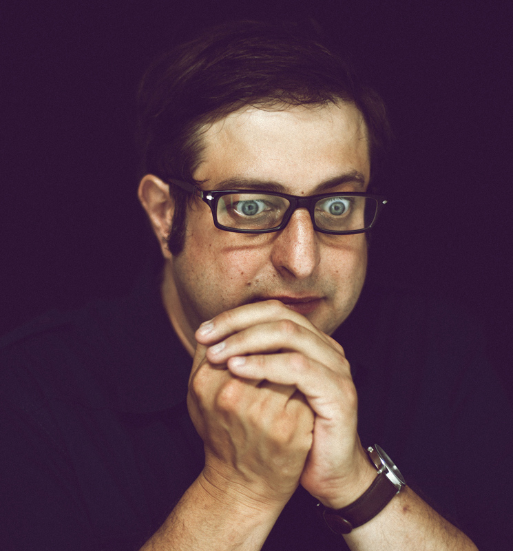 ​Eugene Mirman Previews 'I'm Sorry (You're Welcome)'