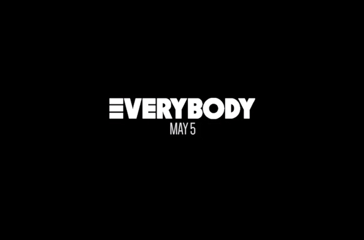 Logic Announces 'Everybody' LP