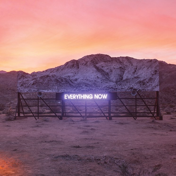 Arcade Fire Reveal Tracklist for 'Everything Now'