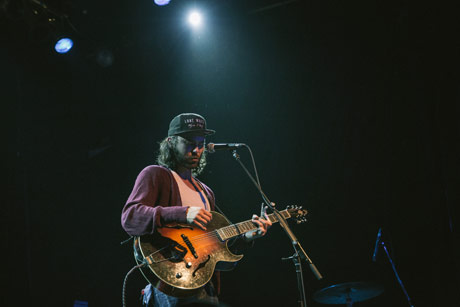 Shakey Graves The Phoenix Concert Theatre, Toronto ON, December 2