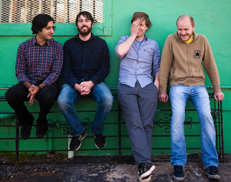 Explosions in the Sky Announce North American Tour