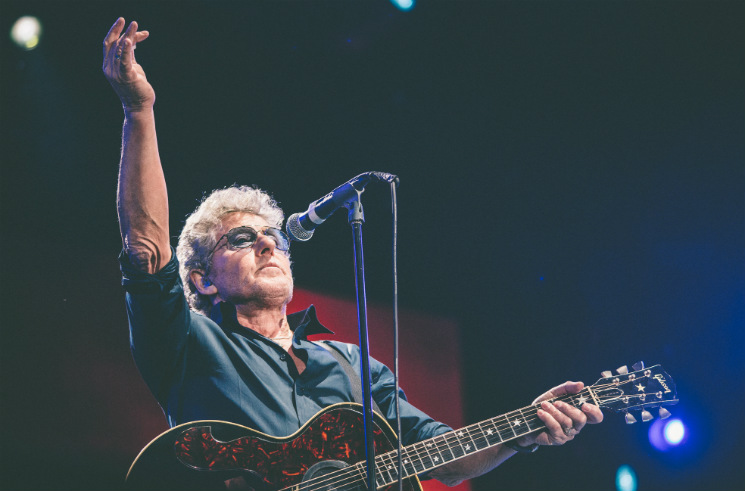​The Who End Concert Early After Roger Daltrey Loses His Voice