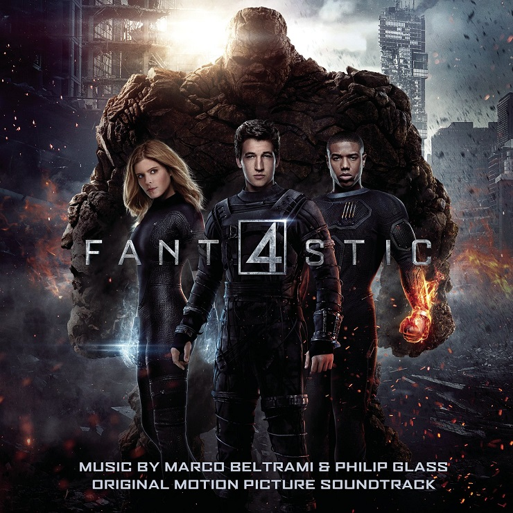 Philip Glass's 'Fantastic Four' Score Treated to Soundtrack Release