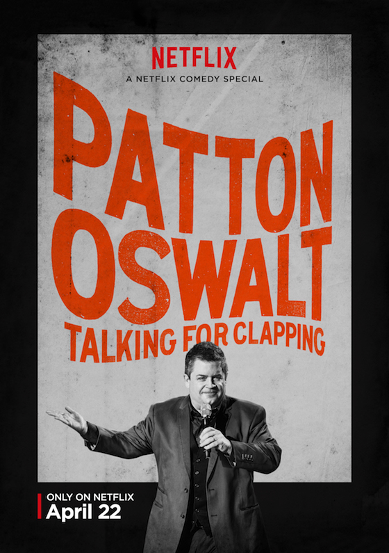 Patton Oswalt 'Talking for Clappin' (trailer)