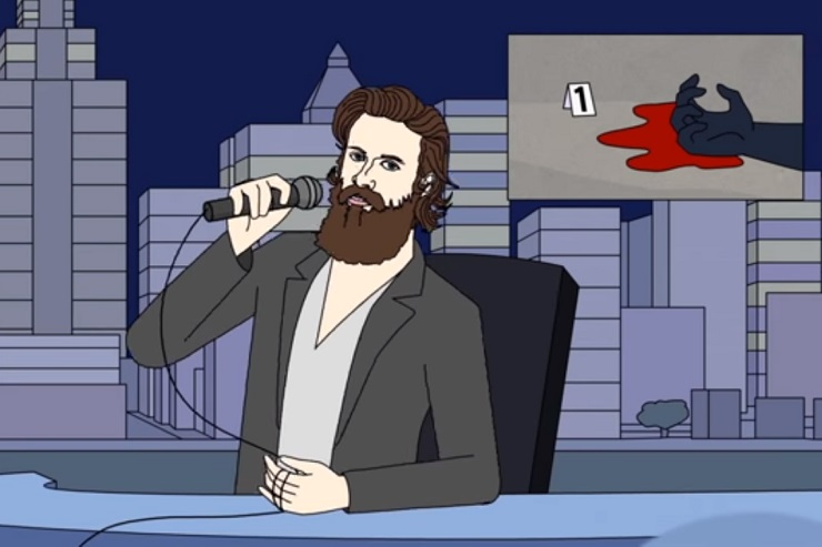 Father John Misty 'This Is America' (video)