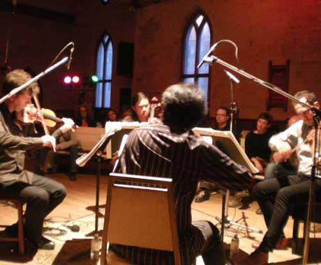 FLUX Quartet play Morton Feldman's 'String Quartet No. 2' The Music Gallery, Toronto ON, October 12