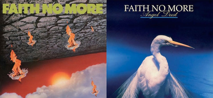 Faith No More Reissue 'Angel Dust,' 'The Real Thing' with Bonus Material