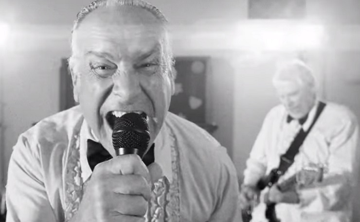 "Faith No More ""Sunny Side Up"" (video)"