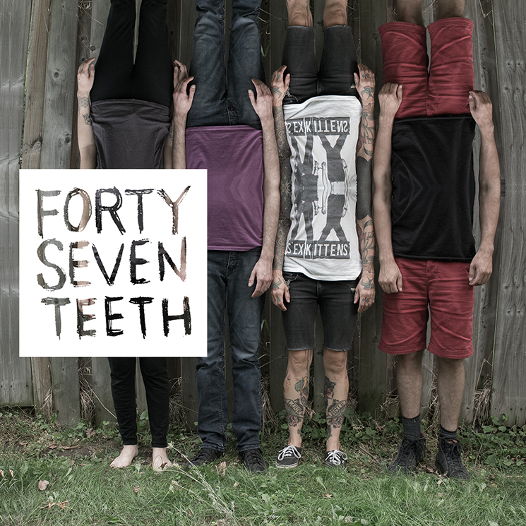 Forty Seven Teeth 'Forty Seven Teeth' (EP Stream)