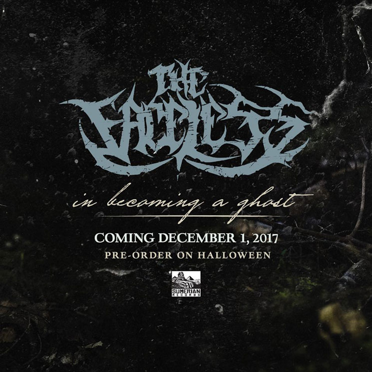 The Faceless Return with 'In Becoming a Ghost'