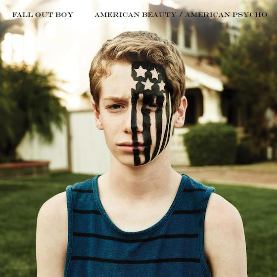 Fall Out Boy American Beauty / American Psycho