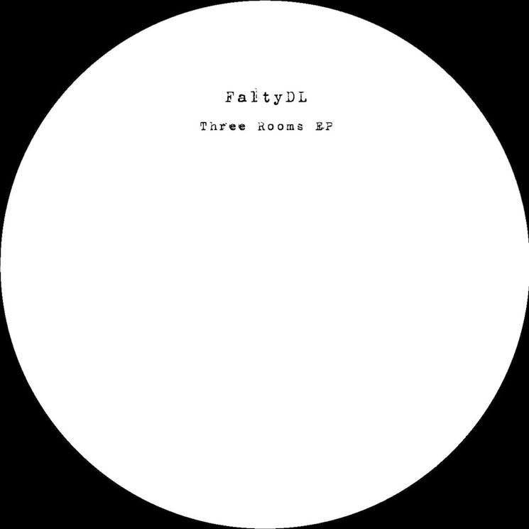 FaltyDL Three Rooms EP
