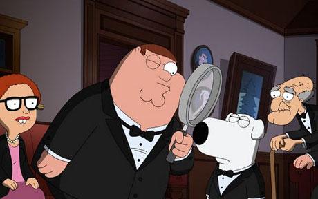 Family Guy: Volume Nine