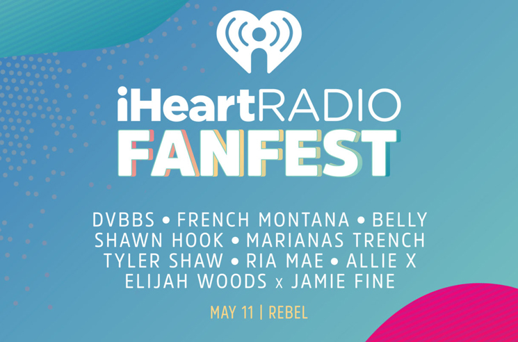 ​iHeartRadio FanFest Brings DVBBS, French Montana, Belly to Toronto