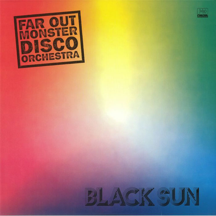 Far Out Monster Disco Orchestra Black Sun