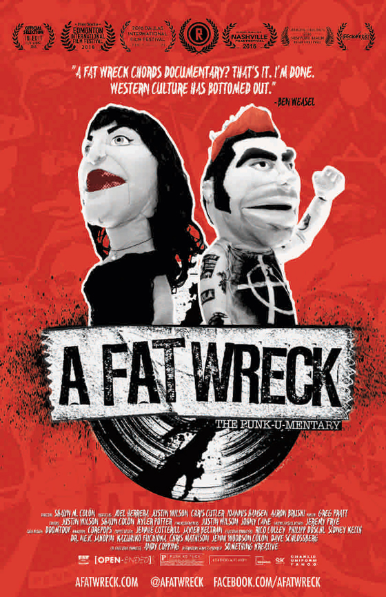 Fat Wreck Documentary Set for Home Release