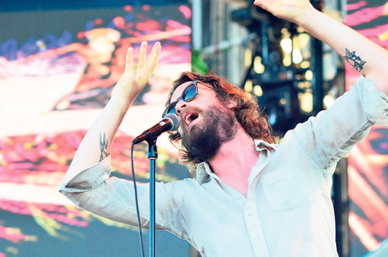 Father John Misty, Napalm Death and Wavelength Festival Lead This Week's Can't Miss Concerts