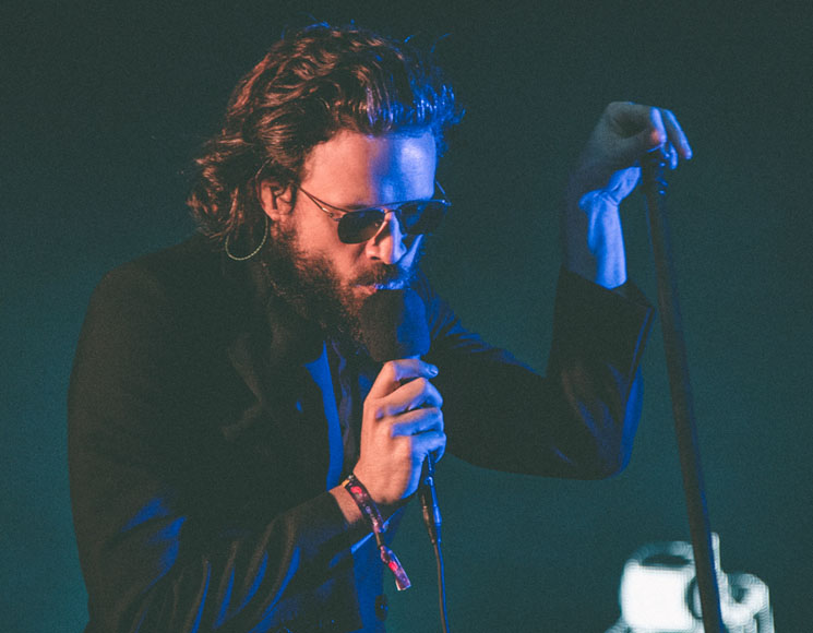 Father John Misty Scène de la Vallée Vans, Montreal QC, August 5