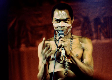 Author of 'Fela: The Life and Times of an African Music Icon' Michael Veal