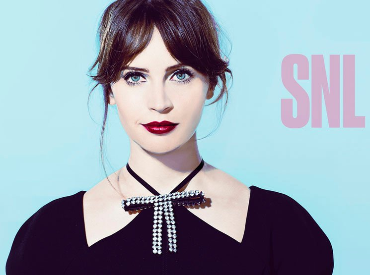 Saturday Night Live: Felicity Jones and Sturgill Simpson January 14, 2017