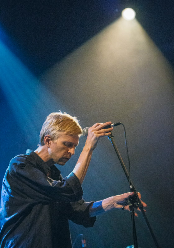 ​Jay-Jay Johanson Imperial Bell, Quebec City QC, July 7