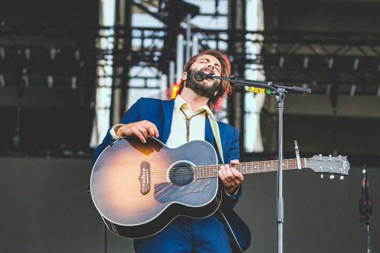 Lord Huron Bell Stage, Quebec City QC, July 8