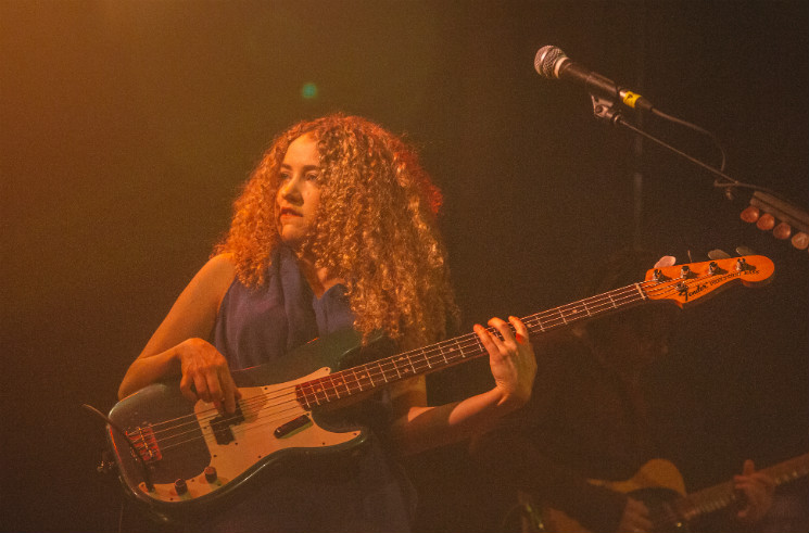 Tal Wilkenfeld Imperial Bell, Quebec City QC, July 7