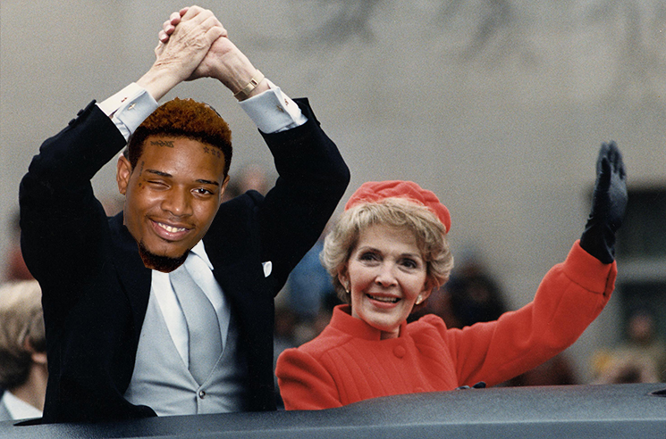 "Petitioners Want Fetty Wap to Perform ""Trap Queen"" at Nancy Reagan's Funeral"