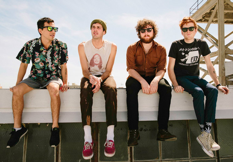 FIDLAR's Zac Carper Opens Up About Drug Addiction