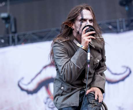 Finntroll Molson Canadian Stage, Montreal QC, August 11