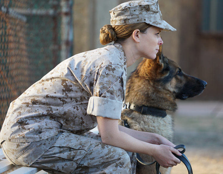 Megan Leavey  Directed by Gabriela Cowperthwaite