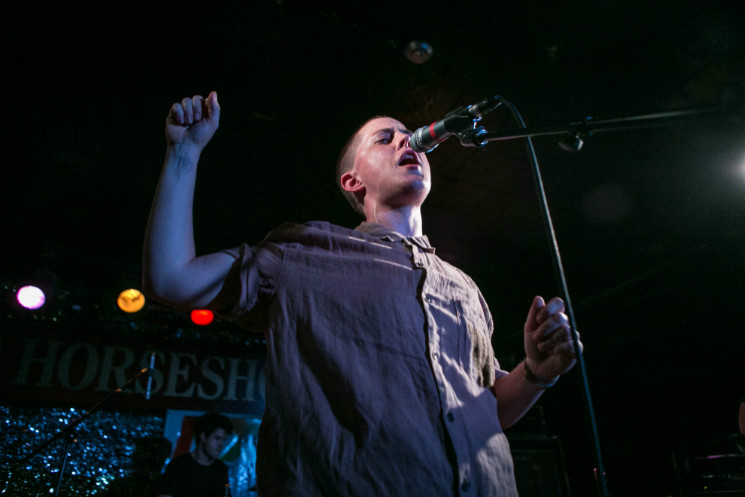 ​Lower Dens The Horseshoe Tavern, Toronto ON, June 17