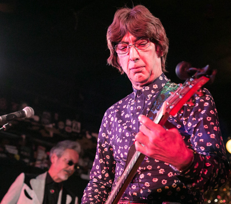 The Flamin' Groovies Horseshoe Tavern, Toronto ON, November 18