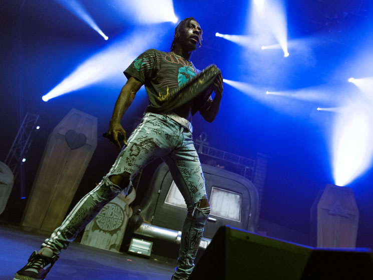 Flatbush Zombies Olympia, Montreal QC, May 17