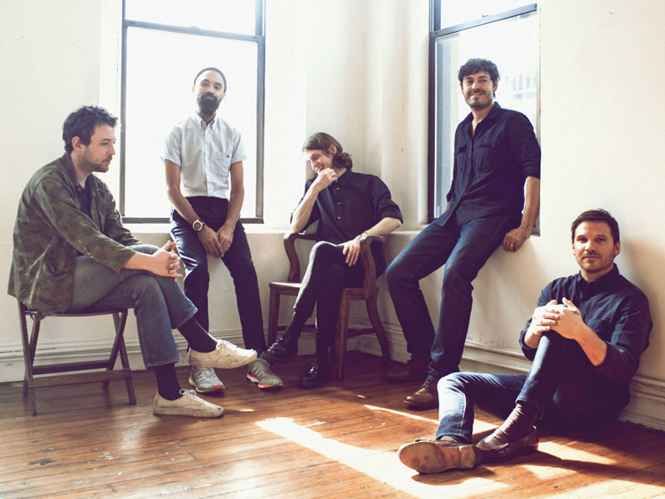 ​Fleet Foxes Cracked Perspective