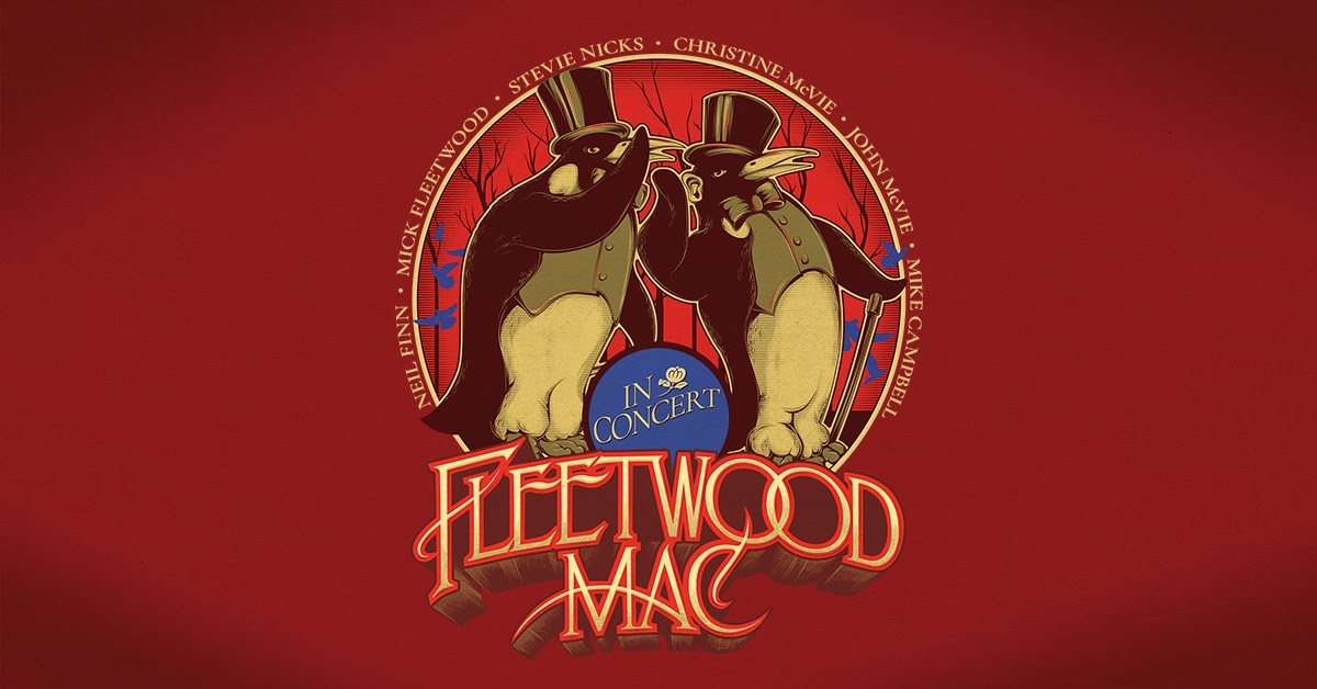 ​Fleetwood Mac Announce Rescheduled North American Tour Dates