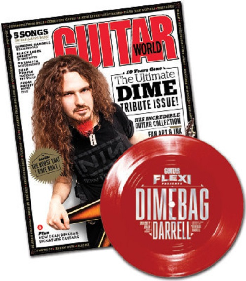 "Dimebag Darrell ""Whiskey Road"""