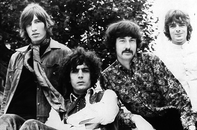 Hear an Unreleased Pink Floyd Song Written by Syd Barrett