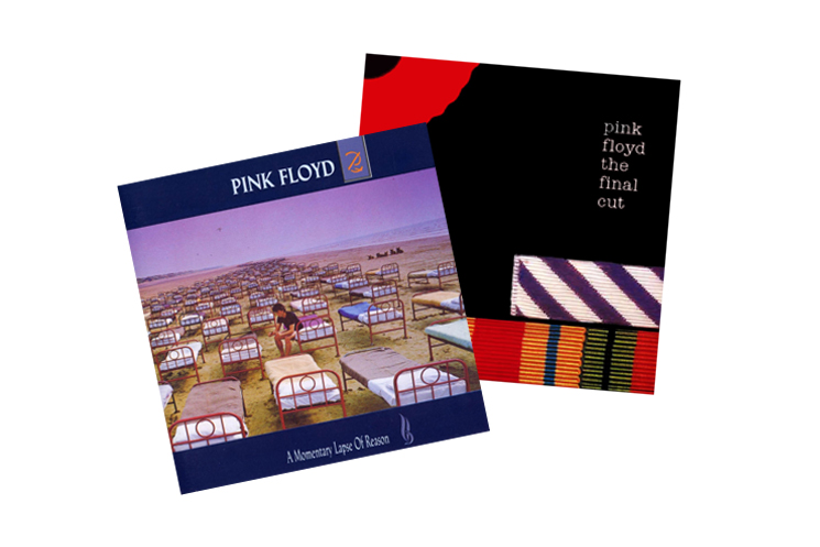 Pink Floyd Announce Vinyl Reissues for 'The Final Cut' and 'A Momentary Lapse of Reason'