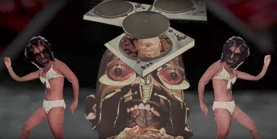 "Flying Lotus ""Post Requisite"" (video)"