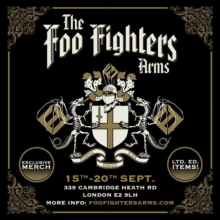 Foo Fighters Are Opening Their Own Pub
