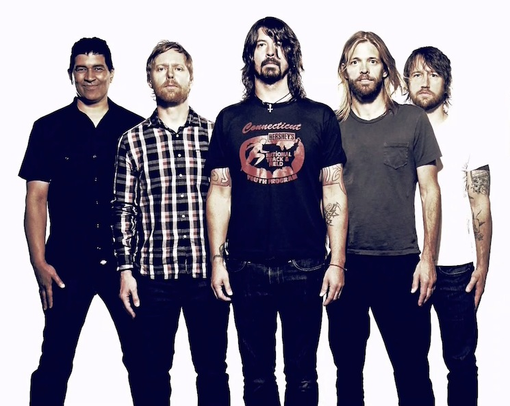 Did Nate Mendel Just Sign a Petition for the Foo Fighters to Break Up?