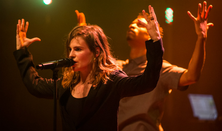 Christine and the Queens Mod Club Theatre, Toronto ON, July 30