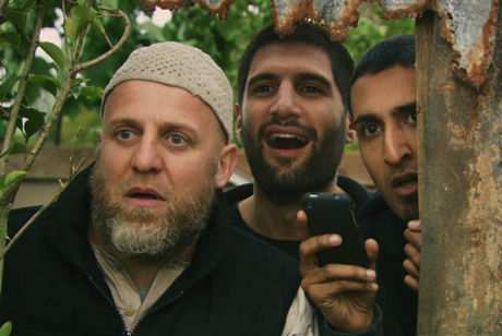 Four Lions Chris Morris