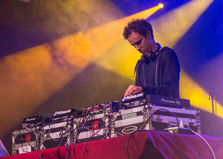 ​Four Tet Shares Playlist of Artists from Trump's Banned Countries
